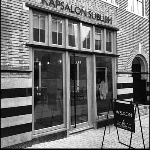 Kapsalon Subliem: vestiging Grote Breedstraat Dokkum