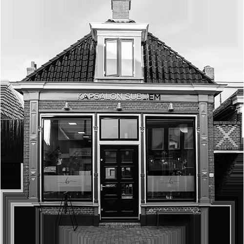Kapsalon Subliem: vestiging Keppelstraat Dokkum