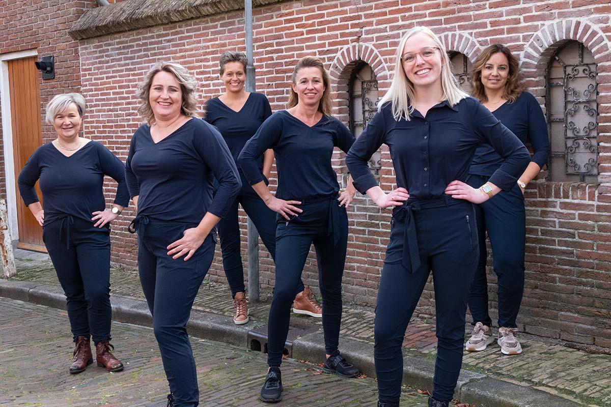 Team Kapsalon Subliem Breedstraat